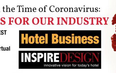 Webinar: Hospitality In The Time Of Coronavirus
