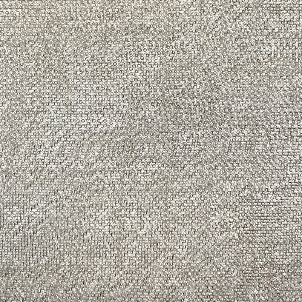 Sheers 90% Polyester + 10% Linen