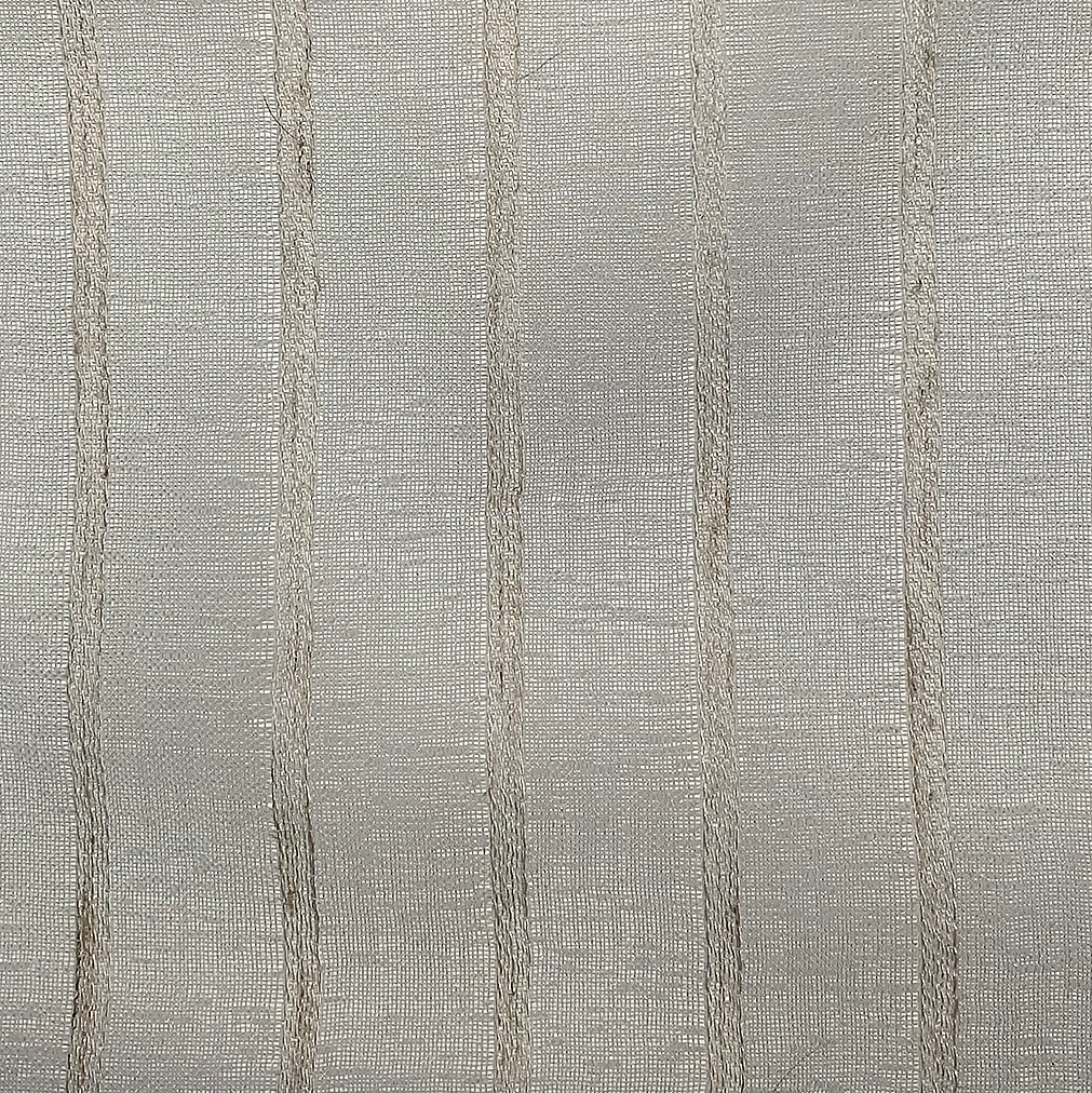 Sheers 95% Polyester + 5% Linen